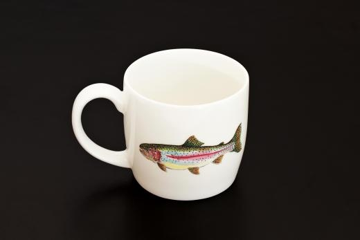 Trout Mug From Cranfields Gift And Homewares Store New Zealand