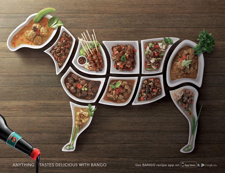頭の先から足の先まで動物のすべてを料理しましょう。このソースで。 | AdGang