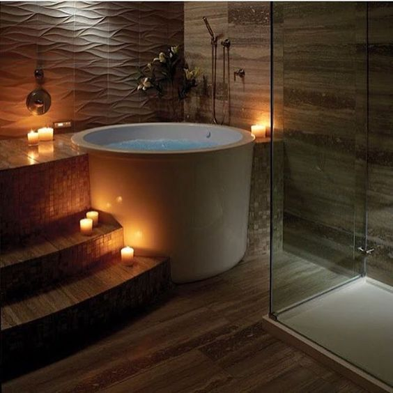 Small Luxury Bathroom Designs Enchanting Decorating Design