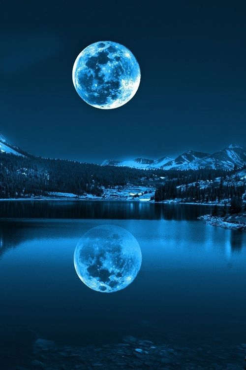 plasmatics-life:  Geometry of Silence - Full moon ~ By Archangel
