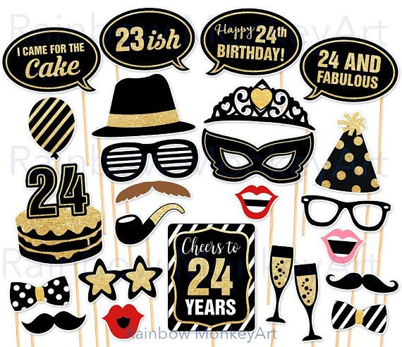 48+ Photo booth birthday party props trends