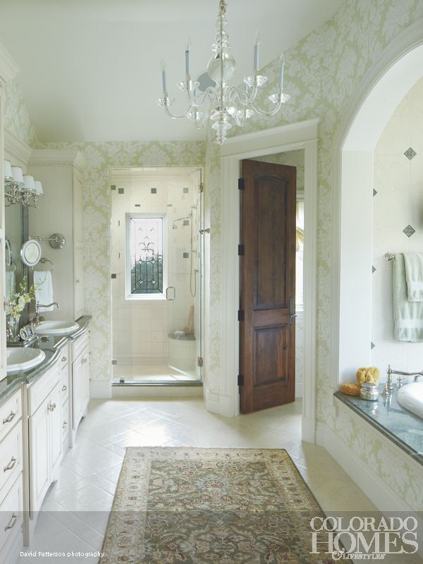 French Country Bathroom Designs