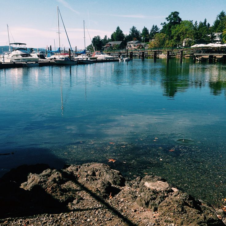 Brentwood bay, Victoria Bc