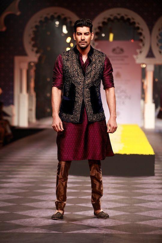 Soma Sengupta Indian Men- Bold!