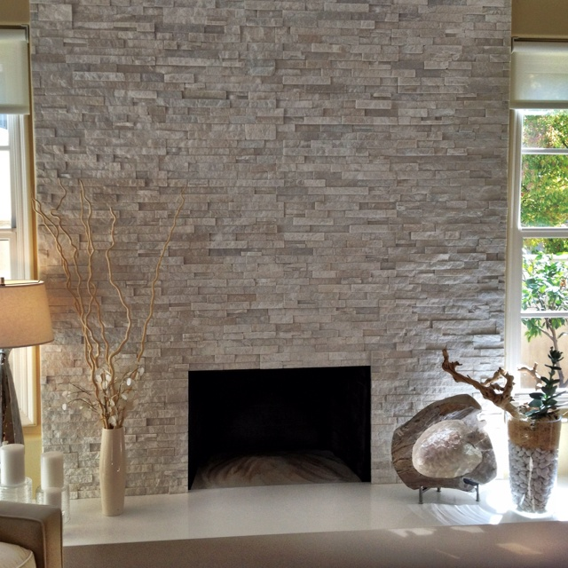 Fireplace Rock best 20+ stacked rock fireplace ideas on pinterest | stacked stone