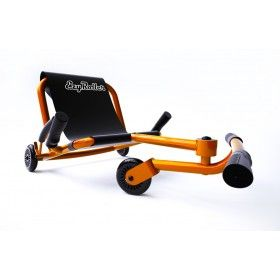 EzyRoller - Billy Cart Ride-On Classic Orange  Because every kid needs a billy cart (and dad would love this too!) #pintowin #entropywishlist