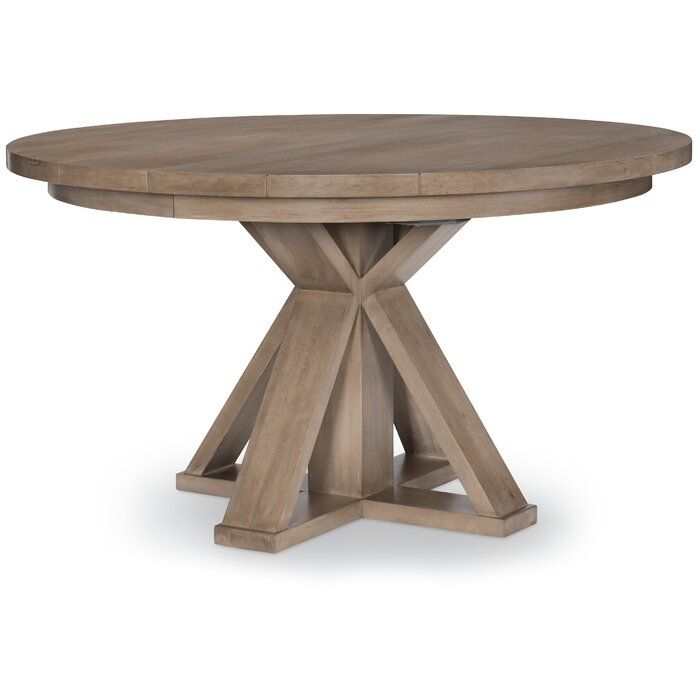 Midville Complete Round Extendable Dining Table Dining Table