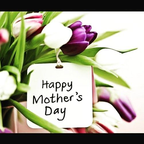 Happy Mother's Day to all you lovely mothers out there! Have a wonderful day!