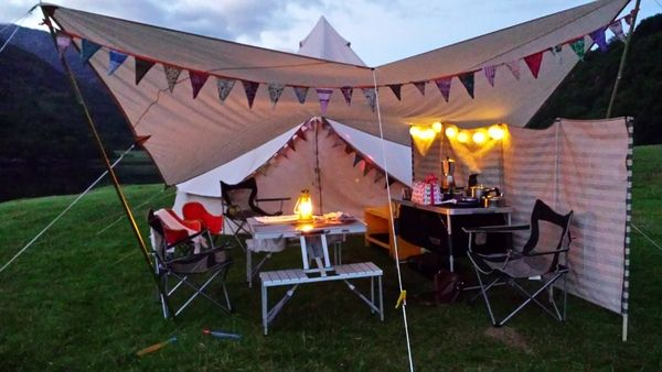 Bell tent awning | Mumsnet Discussion