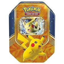 Pokemon PIKACHU EX 2016 Fall Battle Heart Collectors Tin (4 Boosters  Promo)  get it http://ift.tt/2e8Kilh pokemon pokemon go ash pikachu squirtle