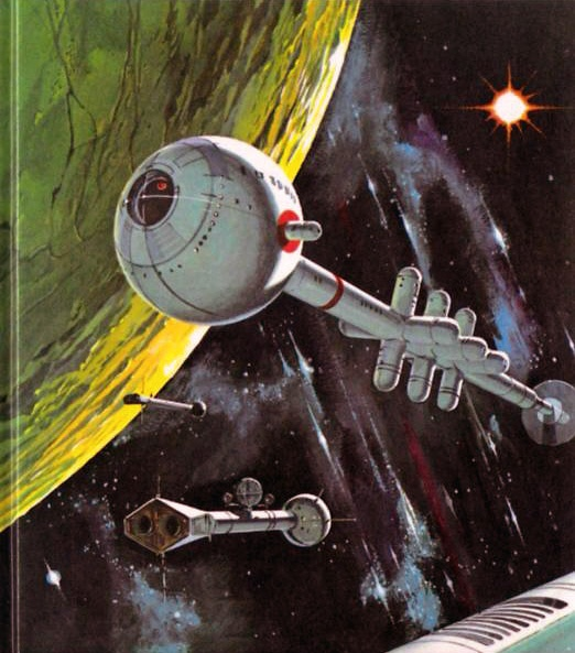 182 Best Images About 50's Space Art! On Pinterest