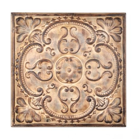 Decorative Tin Tiles For Wall 56 Best Ceiling Tiles Used To Decorate Your Home Images On