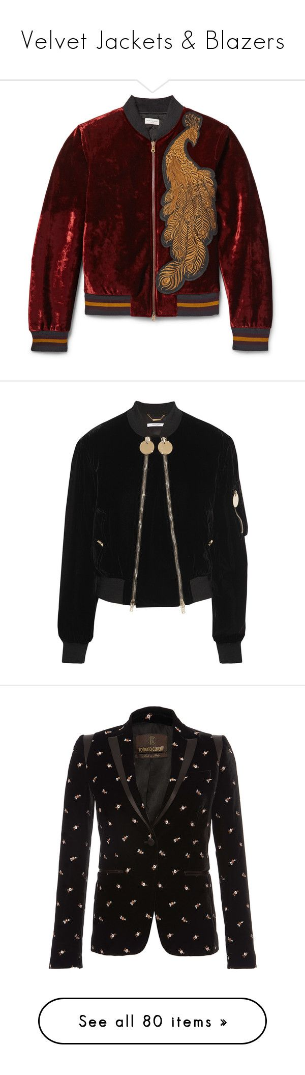 """Velvet Jackets & Blazers"" by romaboots-1 ❤ liked on Polyvore featuring men's fashion, men's clothing, men's outerwear, men's jackets, mens velvet bomber jacket, mens satin bomber jacket, mens quilted jacket, mens velvet jacket, mens quilted bomber jacket and outerwear"