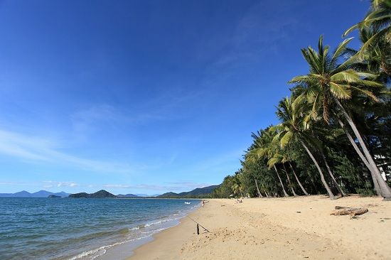 Palm Cove Beach, #Cairns #Australia