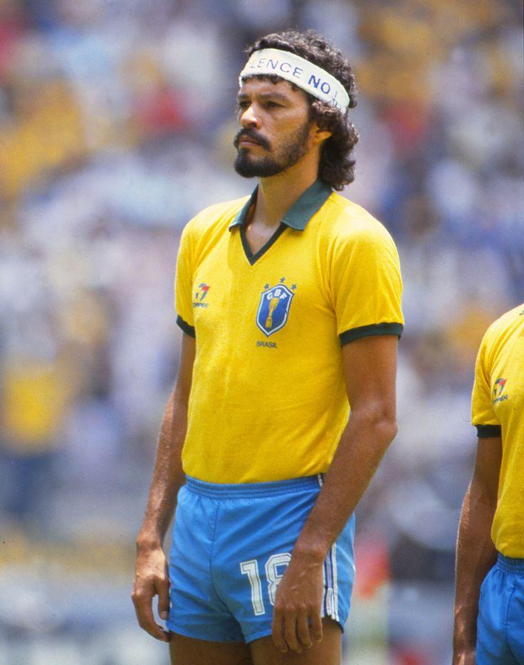 Socrates for Brazil