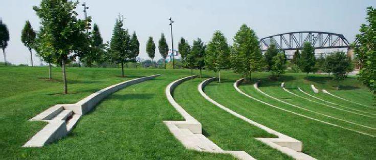 terraced outdoor amphitheaTRE - Google Search