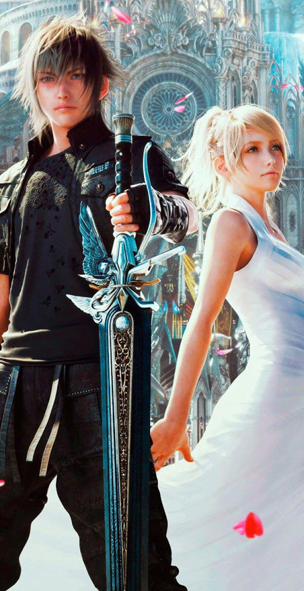 Papel de Parede PC Final Fantasy XV - Game desktop wallpaper.