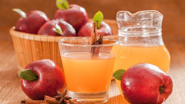 6 goda skäl till att dricka äppelcidervinäger varje dag!