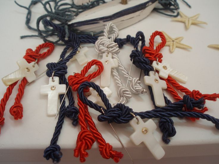 Nautical martirika Orthodox baptism day martirika by CraftStories, $16.00