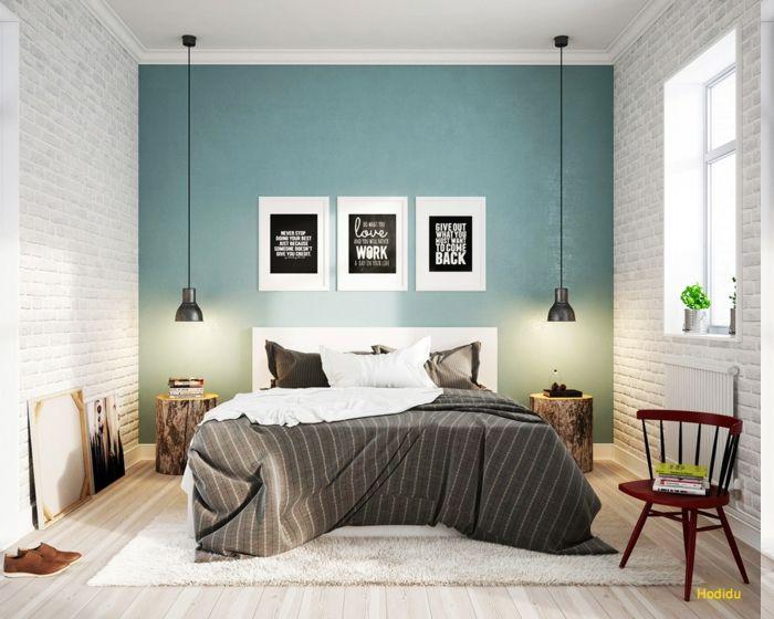 1001 + Ideen für Skandinavische Schlafzimmer - Einrichtung ...