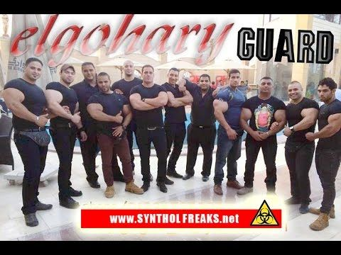 """Meet """"The Synthol Gang"""", These Guys Claim They're the New Era of Bodybuilders 