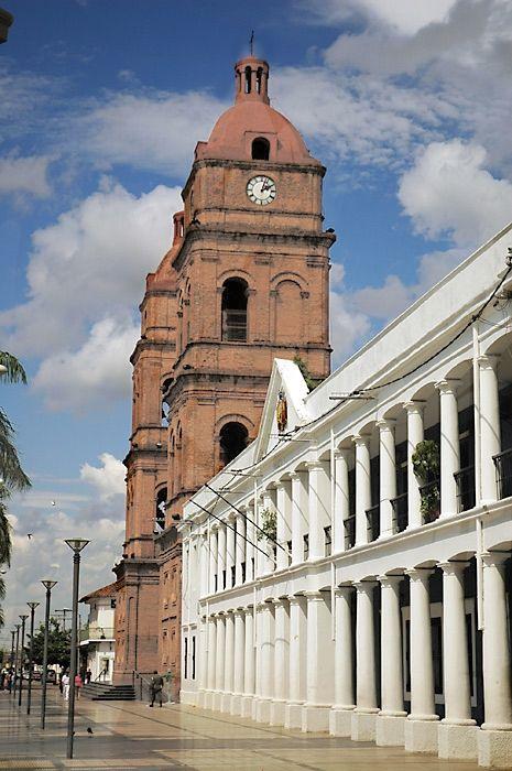 Amérique du Sud, Bolivia, Santa Cruz, Basilica Menor de San Lorenzo.