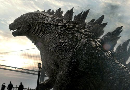 Godzilla is a 2014 American science fiction monster film which earned $529 million.This time Godzilla is pitted against unidentified malicious creatures threatening human existence.