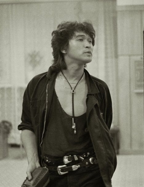 Viktor Robertovich Tsoi (Russian: Ви́ктор Ро́бертович Цой / June 1962 – 15 August 1990 / was a Soviet musician, songwriter, and leader of the band Кино́.