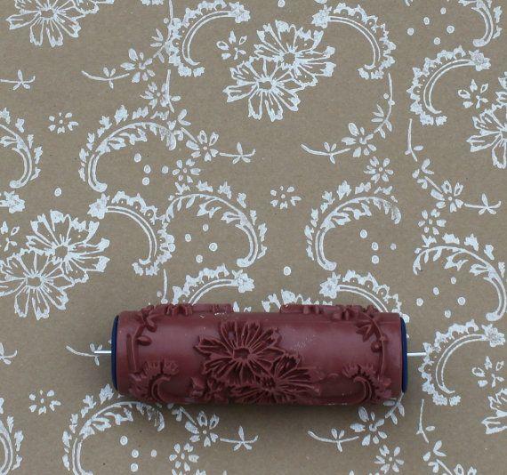 Paint That Looks Like Wallpaper 146 best roller design images on pinterest | patterned paint