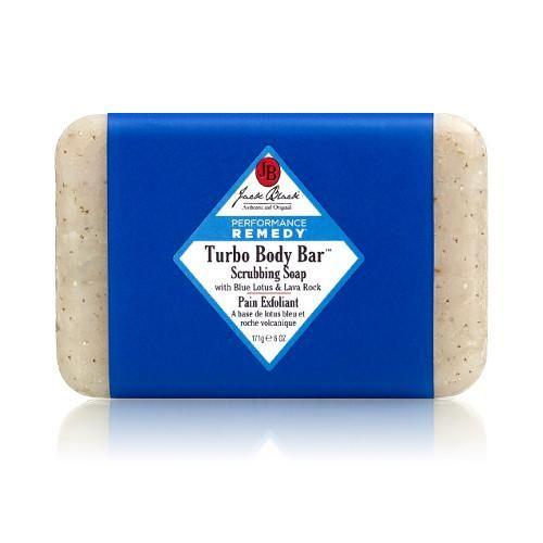 Turbo Body Bar Scrubbing Soap by Jack Black