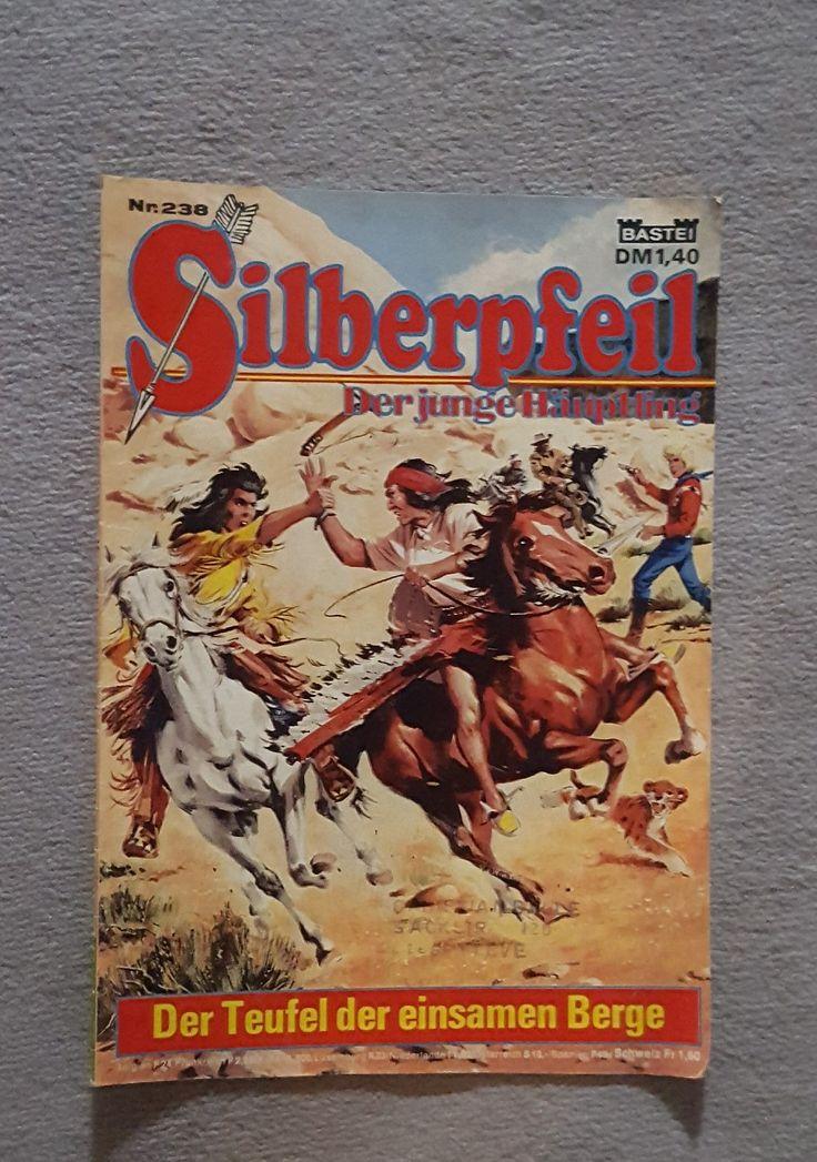 Silberpfeil Comics. Abenteuer der Kindheit