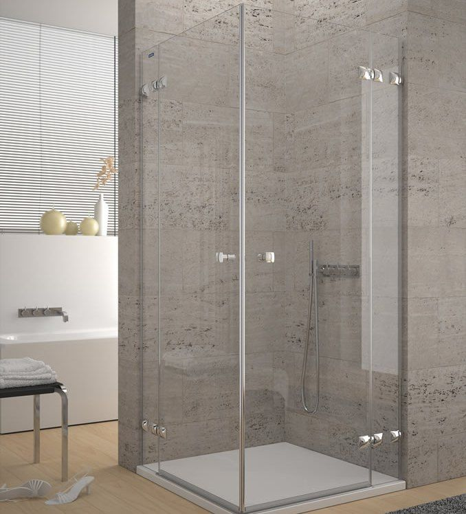 Paroi de douche perseus jusqu 39 1400 mm duscholux http - Model douche italienne ...