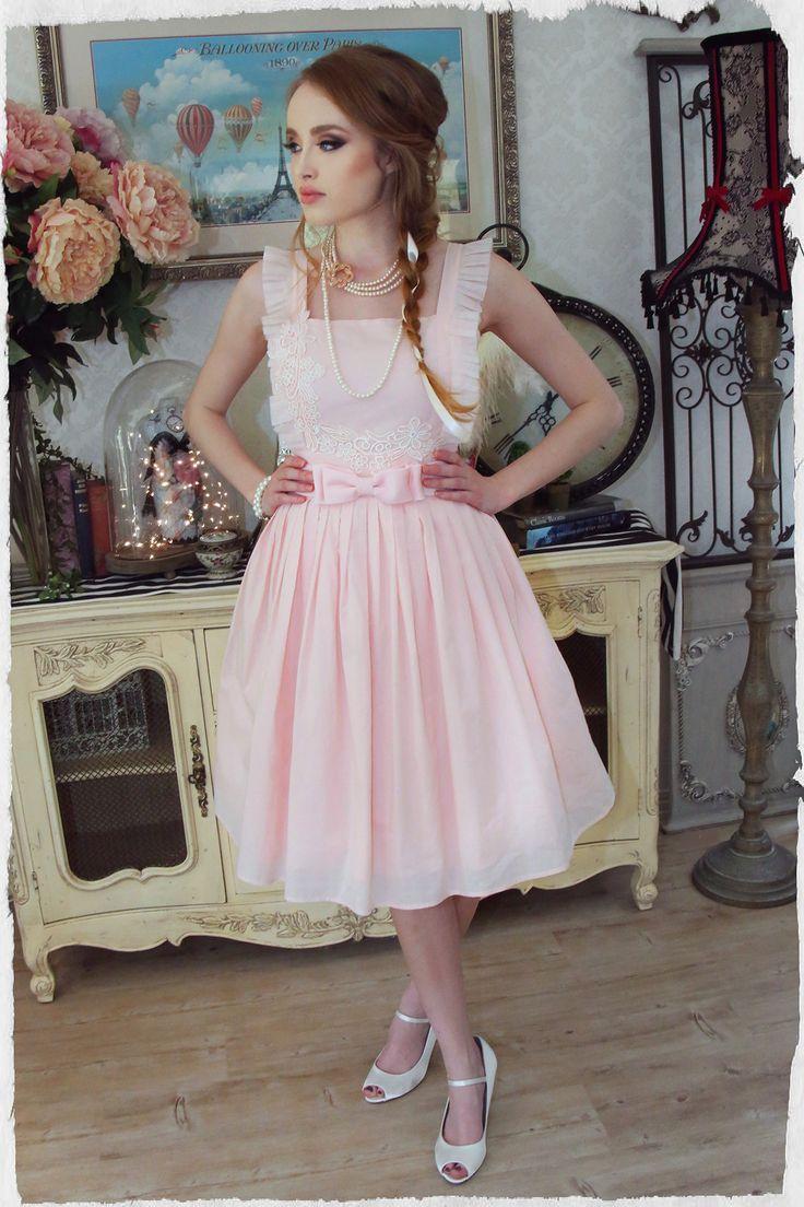 Prima Ballerina Pink Dress