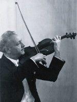 Georges Boulanger (1893-1958) Violinist, Composer, Conductor