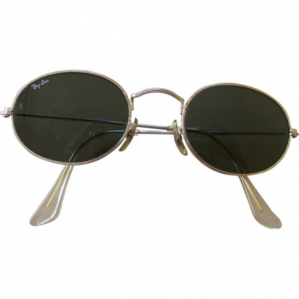 aviator glasses RAY-BAN ($84) ❤ liked on Polyvore featuring accessories, eyewear, glasses, sunglasses, fillers, ray ban eyewear, ray-ban, ray ban glasses, aviator glasses and aviator eyeglasses