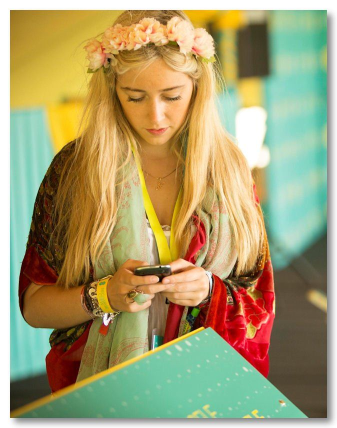 Corporate sponsorship: EE and Glastonbury Festival. EE has been involved with the Glastonbury festival for the past 15 years, albeit previously under the Orange brand. EE seek to raise awareness, and to let people know who they are and what the brand stands for. It is also keen to demonstrate its technology and get people to use it. Having been the first company to launch a 4G mobile network, EE hopes to encourage more people to experience 4G connectivity.