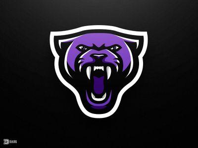 SuperLex Panther Logo