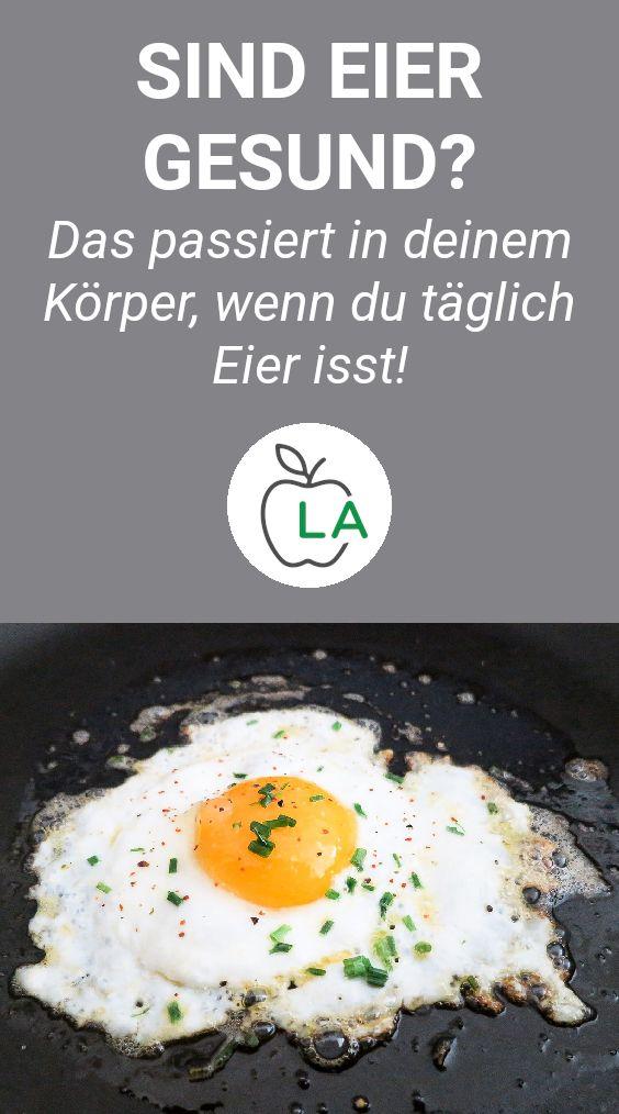 Sind Eier gesund oder ungesund? Das sagt die Wissenschaft!