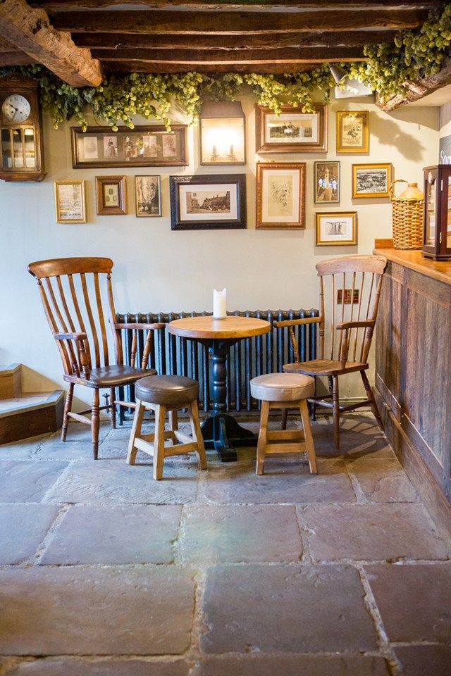 Porch House Stow on the Wold - Cotswolds - AA Pub of the Year England 2015-16 - Luxury Weekend Break Ideas (houseandgarden.co.uk)