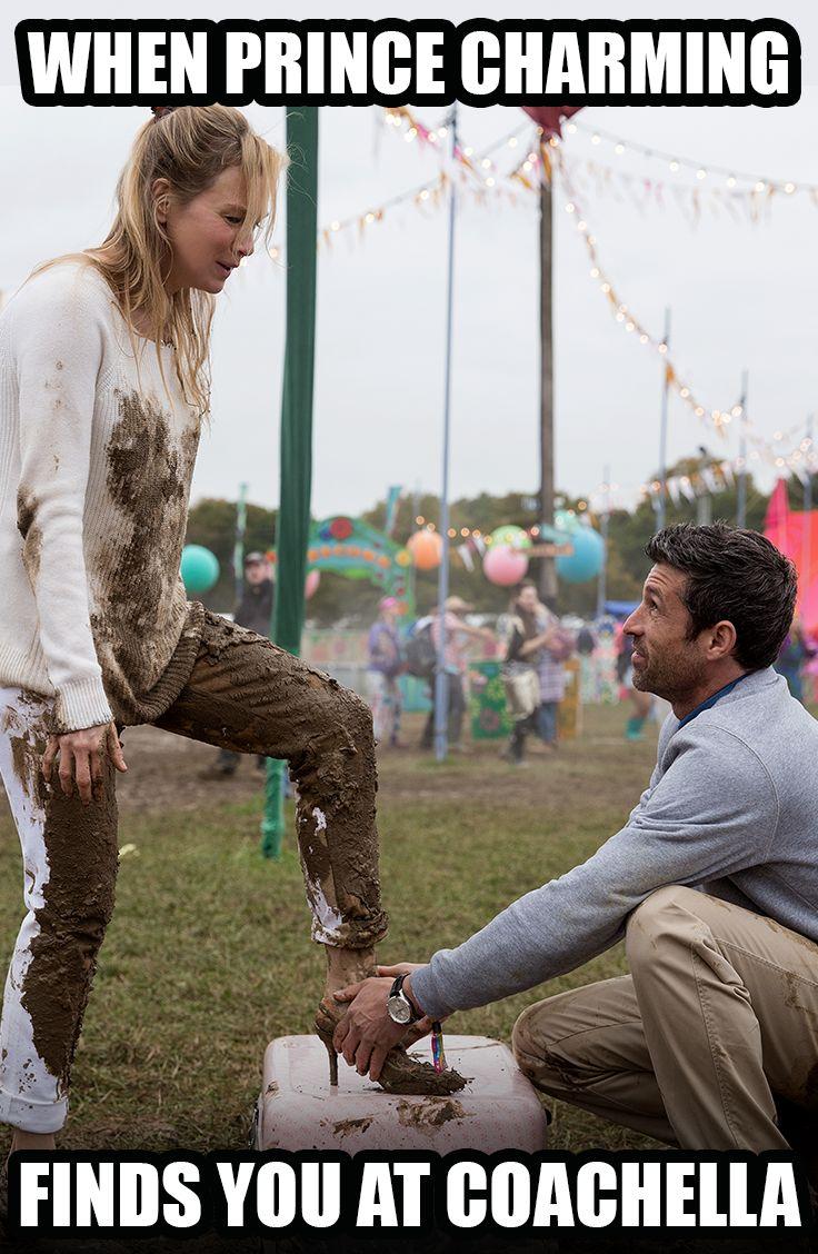 What happens at the music festival stays at the music festival.   See Renée Zellweger return as Bridget Jones in Bridget Jones's Baby.   In theaters September 16.