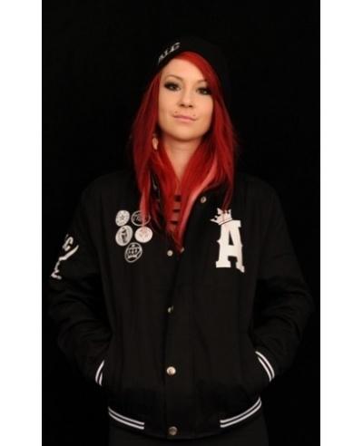 ALC Apparel Royal Varsity Jacket