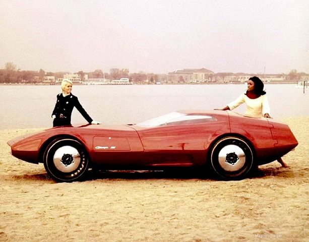 ダッジ・チャージャー スリー コンセプト 1968  (Dodge charger III concept 1968) ... http://blogs.yahoo.co.jp/sfptn427/15678471.html#