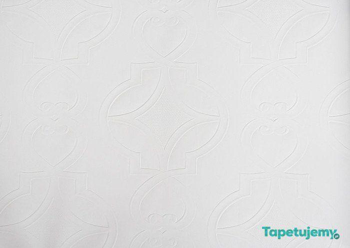 Tapeta Designers Guild Nabucco P536 1 CHICHESTER - CHALK - Wzory geometryczne - Szukaj tapety po wzorze