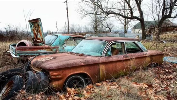 2701 best images about Let's Go Junk Yarding on Pinterest | Plymouth, Sedans and Chevy