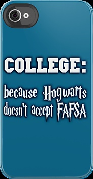 Hogwarts, Colleges, People