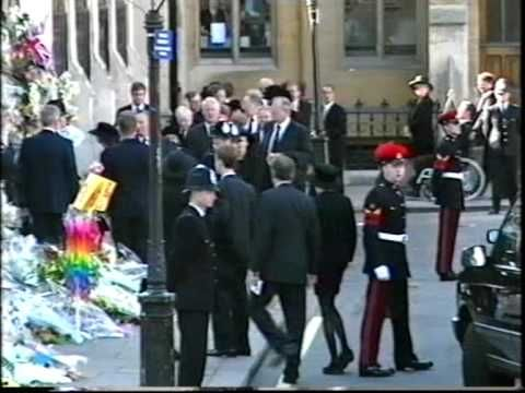 ▶ princess diana funeral part 6 - YouTube