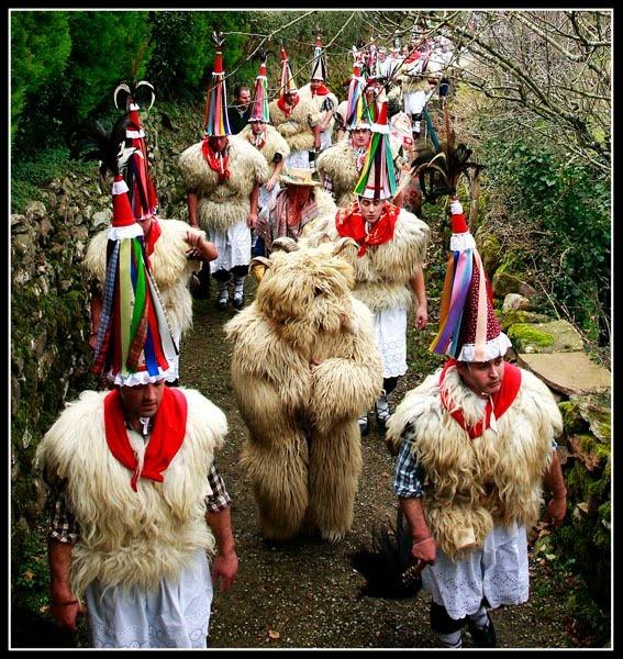 Josu Santesteban: Iñauteriak ITUREN carnaval