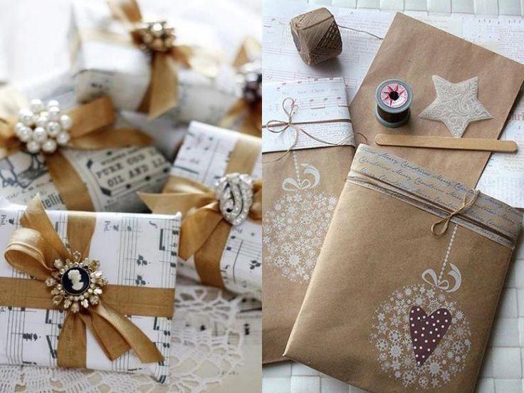 Упаковка подарков к Новому Году. Идеи и мастер-классы - Ярмарка Мастеров - ручная работа, handmade