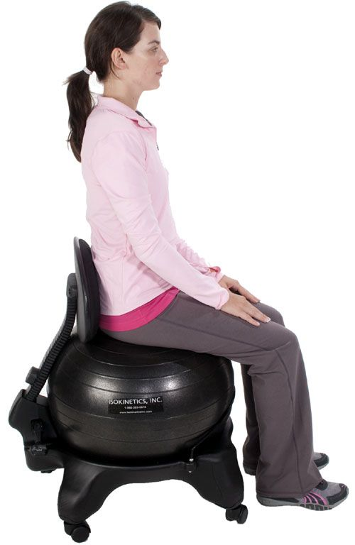 Exercise Ball fice Chair Calories