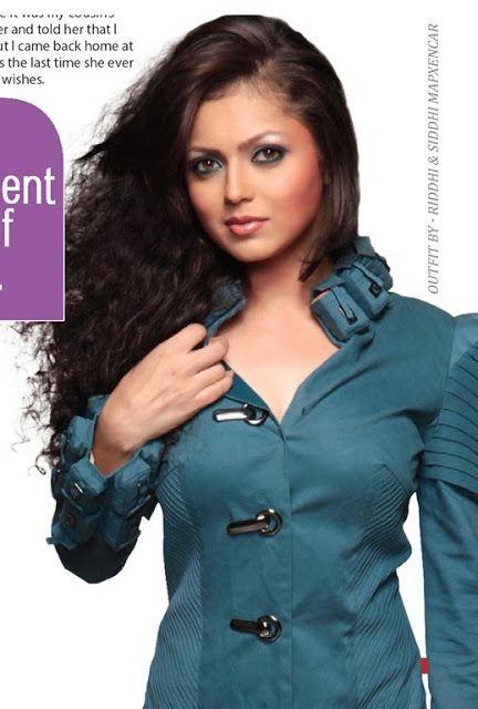 Drashti Dhami Unseen Photo Shoots For Zing Magazine | Telly Stars